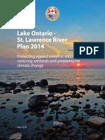 The 2014 Lake Plan