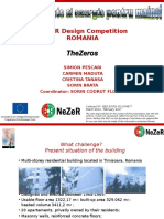 NeZeR Design Competition Romania - Fourth place - TheZeros.ppt