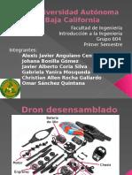 Exposicion Drone