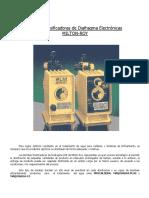 Bombas Dosificadoras de Diafragma MILTON ROY (1)