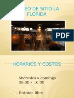 Museo de Sitio La Florida