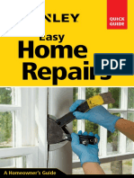 Stanley Easy Home Repairs