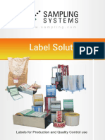 Adhesive Labels Range