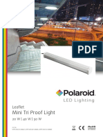 Polaroid-Leaflet - Mini Tri Proof Light Eng