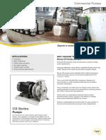 DWP0337-1 CS Series Datasheet