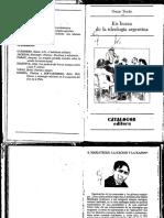 TERÁN, OSCÁR - Mariátegui, La Nación y La Razón (Cap. 6 Del Libro ''en Busca de La Ideología Argentina'') [Por Ganz1912]