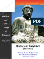 eFlyer_Diploma in Buddhism