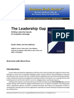 175305398 the Leadership Gap PDF