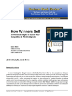 208540355 BusinessBookReview How Winners Sell