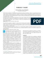 Prieto y Delgado 2010 Fiabilidad y Validez