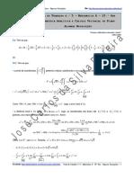 Ficha de Trabalho n.º 5 - Geometria Analítica e Cálculo Vectorial No Plano - Algumas Resoluções