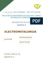 Info Electrometalurgia