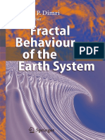 Fractal Behavior of the Earth System - Dimri