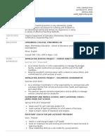 resume teaching focus updated september 2016 castle
