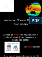 14.Interaccion Ocean Air ENSO