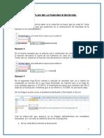 Ejemplos de Funciones Excel Avanzado