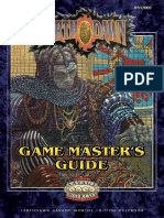 Earthdawn Game Masters Guide