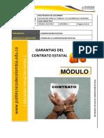 Documento de Apoyo (3B)-Garantías Del Contrato Estatal y Clausula Penal