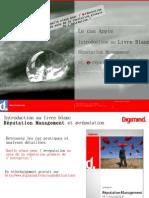 Introduction au Livre Blanc Reputation Management