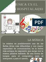 La Música en El Ámbito Hospitalario
