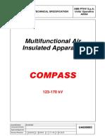 Techspec Compass Ua600885