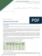 Instituto Trata Brasil - Ranking Do Saneamento 2015