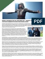 Assassin's Creed Launch, Bahamas International Film Fest, Visual Media Expo – Yokohama, 3D Stereo MEDIA