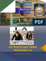 La Competitividad Bv