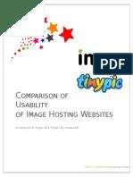 UX White Paper - Image Hosting