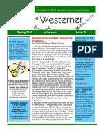 Westerner # 28 Spring 2010 e Version