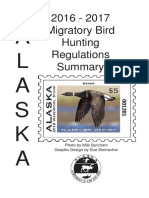 Migratory Bird Hunting Regulations Summary