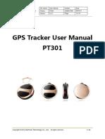 PT301 User Manual V1.0