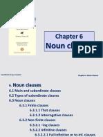 Grammar Noun Clauses Prometeo 2011