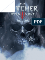 The Witcher 3 Wild Hunt - Artbook