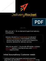 Delivery Rockets