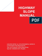 Highway Slope Manual