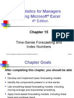 Chap15_Time Series Forecasting & Index Number