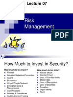 Lecture 7_Risk Managenent
