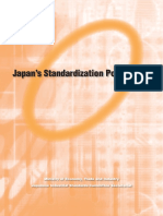 Japans Standardization Policy 2013