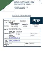 Ficha de Datos de Los Graduados-1-2010