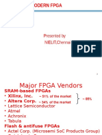 Modern FPGAs