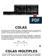 Colas Multiples 3