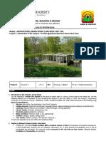 arc1126 project 2 pavilion   national botanical garden shah alam