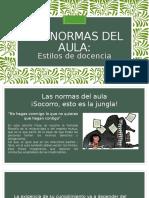Las normas del aula 2015.pptx