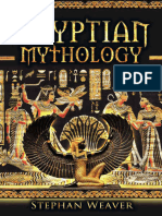 Egyptian Mythology by Stephan Weaver