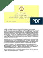 2008 Testo Comunicato Da Produrre Agli Organi Di Informazione (Con Invito)