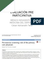 Evaluación Pre Participativa (1)