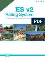 SITESv2 Rating System