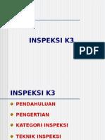 07. Inspeksi & Observasi K3