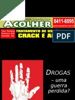 Documentário - Crack e Alcool